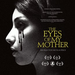 Eyes of My Mother, The Poster