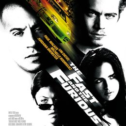 Fast and the Furious, The Poster