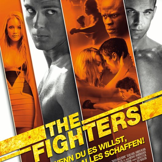 Fighters, The Poster
