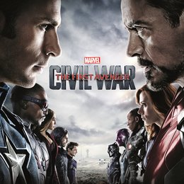 First Avenger: Civil War, The Poster
