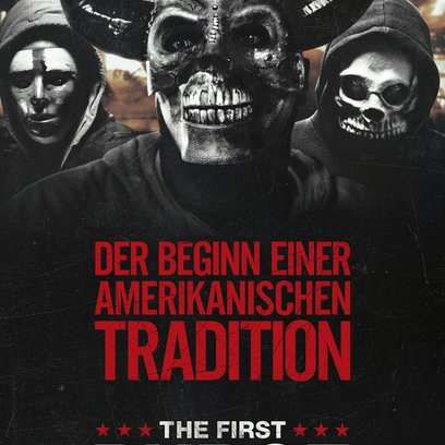 First Purge, The Poster
