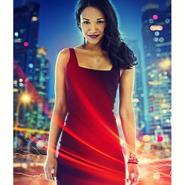 Flash, The / Candice Patton Poster