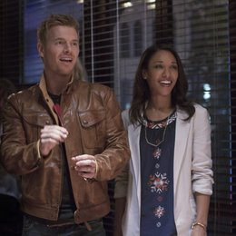 Flash, The / Rick Cosnett / Candice Patton Poster