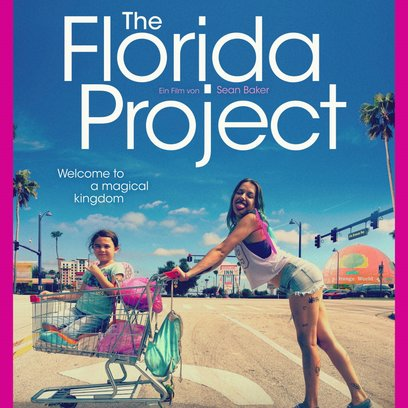 Florida Project, The Poster