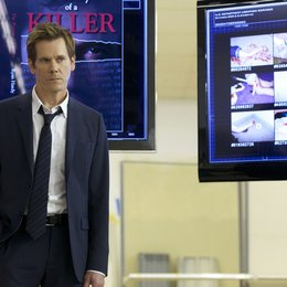 Following, The / Kevin Bacon Poster