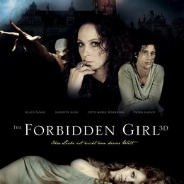 Forbidden Girl, The Poster