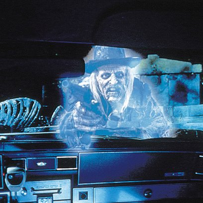 Frighteners, The Poster