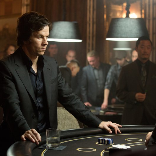 Gambler, The / Mark Wahlberg Poster