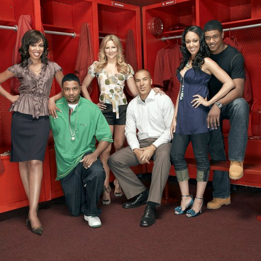 Game, The / Wendy Raquel Robinson / Tia Mowry / Hosea Chanchez / Brittany Daniel / Coby Bell / Pooch Hall Poster