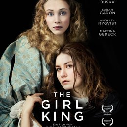 Girl King, The Poster