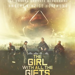 Girl with All the Gifts, The Poster