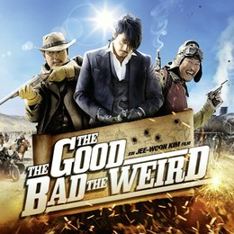 Good, the Bad, the Weird, The Poster