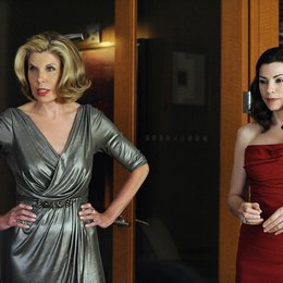 Good Wife - Season 2.1, The Poster