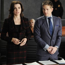 Good Wife - Season 5, The Poster