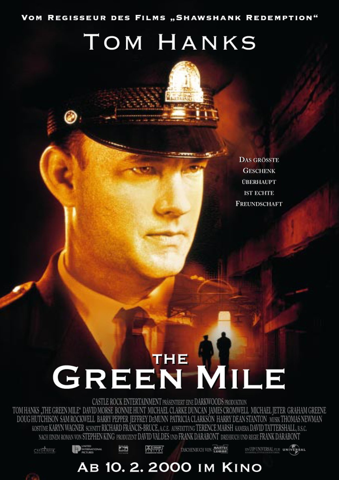 The Green Mile Film Deutsch