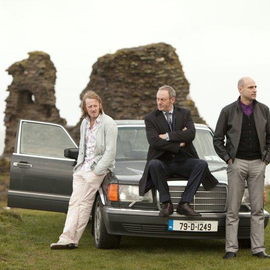 Guard - Ein Ire sieht schwarz, The / David Wilmot / Liam Cunningham / Mark Strong Poster