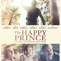 Happy Prince, The Poster