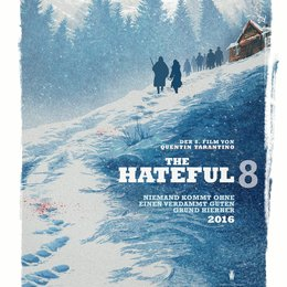 Hateful 8, The Poster