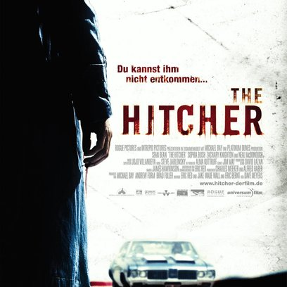 Hitcher, The Poster