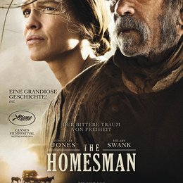 Homesman, The Poster