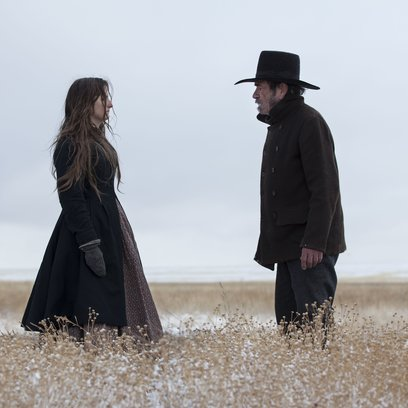 Homesman, The / Grace Gummer / Tommy Lee Jones Poster