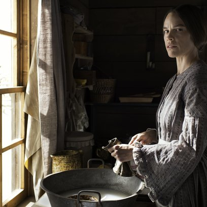 Homesman, The / Hilary Swank Poster