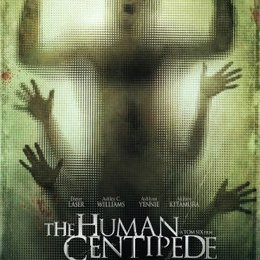 Human Centipede (First Sequence), The Poster
