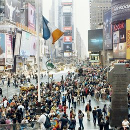 Human Scale, The / USA, Times Square New York Poster