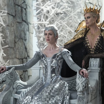 Huntsman & the Ice Queen, The Poster