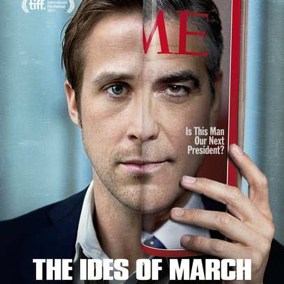 Ides of March - Tage des Verrats, The Poster