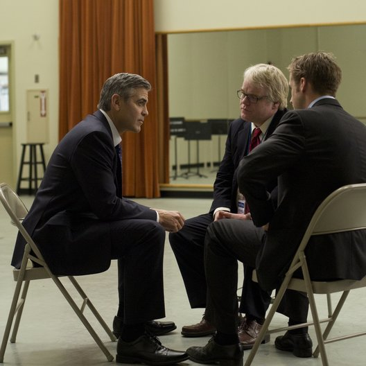 Ides of March - Tage des Verrats, The / George Clooney / Philip Seymour Hoffman / Ryan Gosling