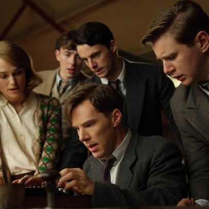 Imitation Game - Ein streng geheimes Leben, The / Imitation Game, The Poster