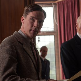 Imitation Game - Ein streng geheimes Leben, The / Imitation Game, The / Benedict Cumberbatch / Charles Dance Poster