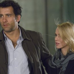 International, The / Clive Owen / Naomi Watts Poster