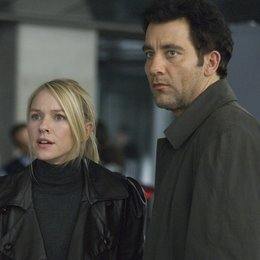 International, The / Naomi Watts / Clive Owen Poster