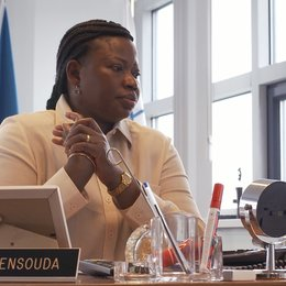 International Criminal Court, The / Court, The / Fatou Bensouda Poster