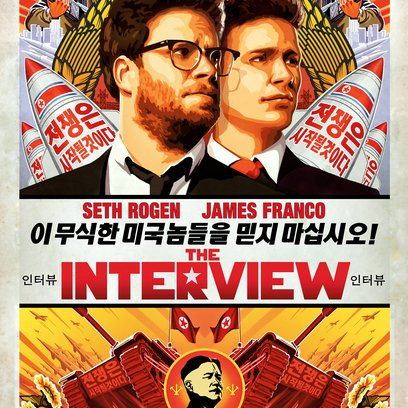 Interview, The Poster
