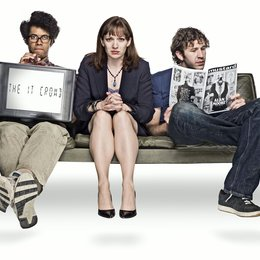 It Crowd, The / Chris O'Dowd / Richard Ayoade / Katherine Parkinson Poster