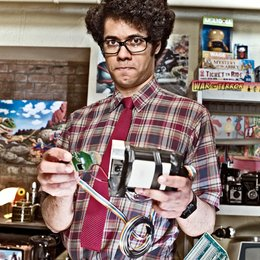 It Crowd, The / Richard Ayoade Poster