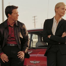 Italian Job - Jagd auf Millionen, The / Mark Wahlberg / Charlize Theron