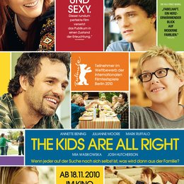 Kids Are All Right, The Poster