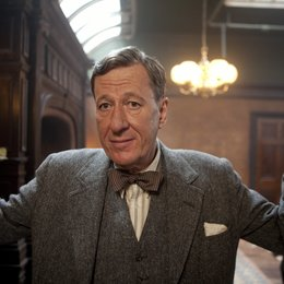 King's Speech - Die Rede des Königs, The / King's Speech, The / Geoffrey Rush Poster