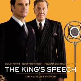 King's Speech - Die Rede des Königs, The / King's Speech, The Poster