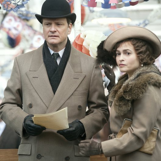 King's Speech - Die Rede des Königs, The / King's Speech, The / Colin Firth / Helena Bonham Carter Poster