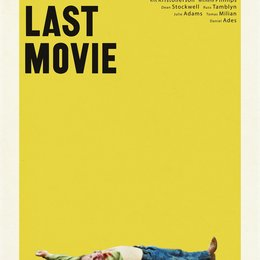 Last Movie, The Poster