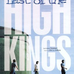 Last of the High Kings, The Poster