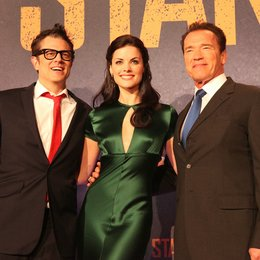 Last Stand / Johnny Knoxville / Jaimie Alexander / Arnold Schwarzenegger
