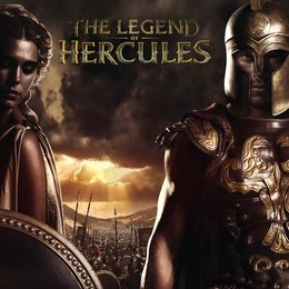 Legend of Hercules, The Poster
