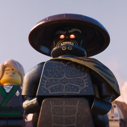 Lego Ninjago Movie, The Poster