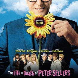 Life and Death of Peter Sellers, The Poster